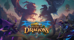 Hearthstone - Take To The Skies With Descent of Dragons