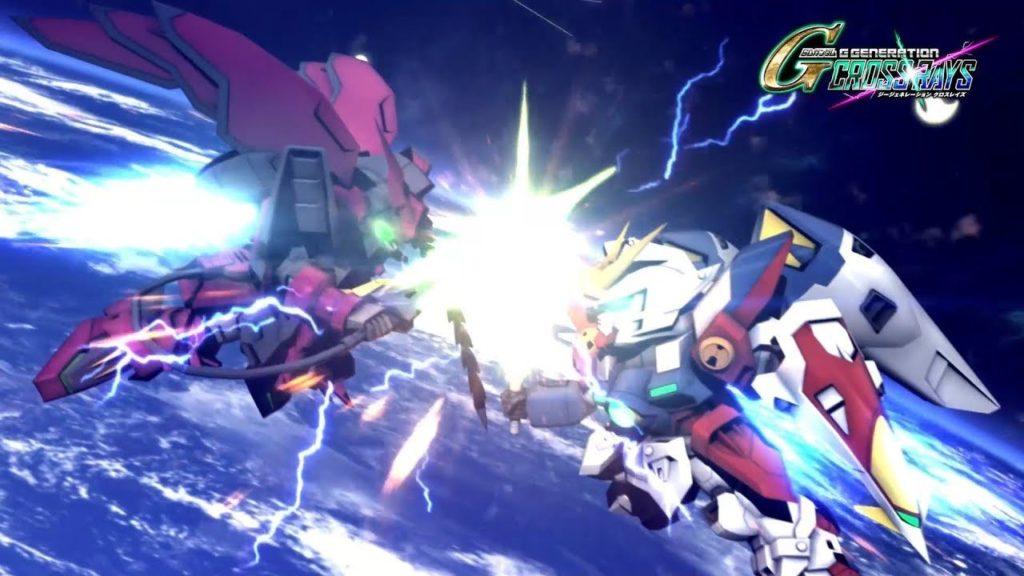 SD Gundam G Generation Cross Rays Review 2