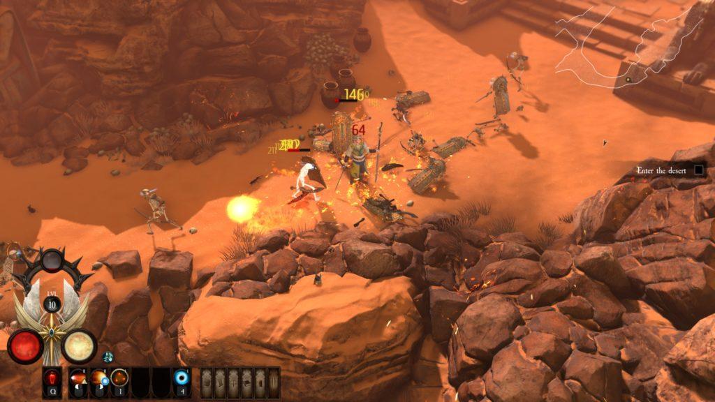 Warhammer: Chaosbane – Tomb Kings DLC Review 3