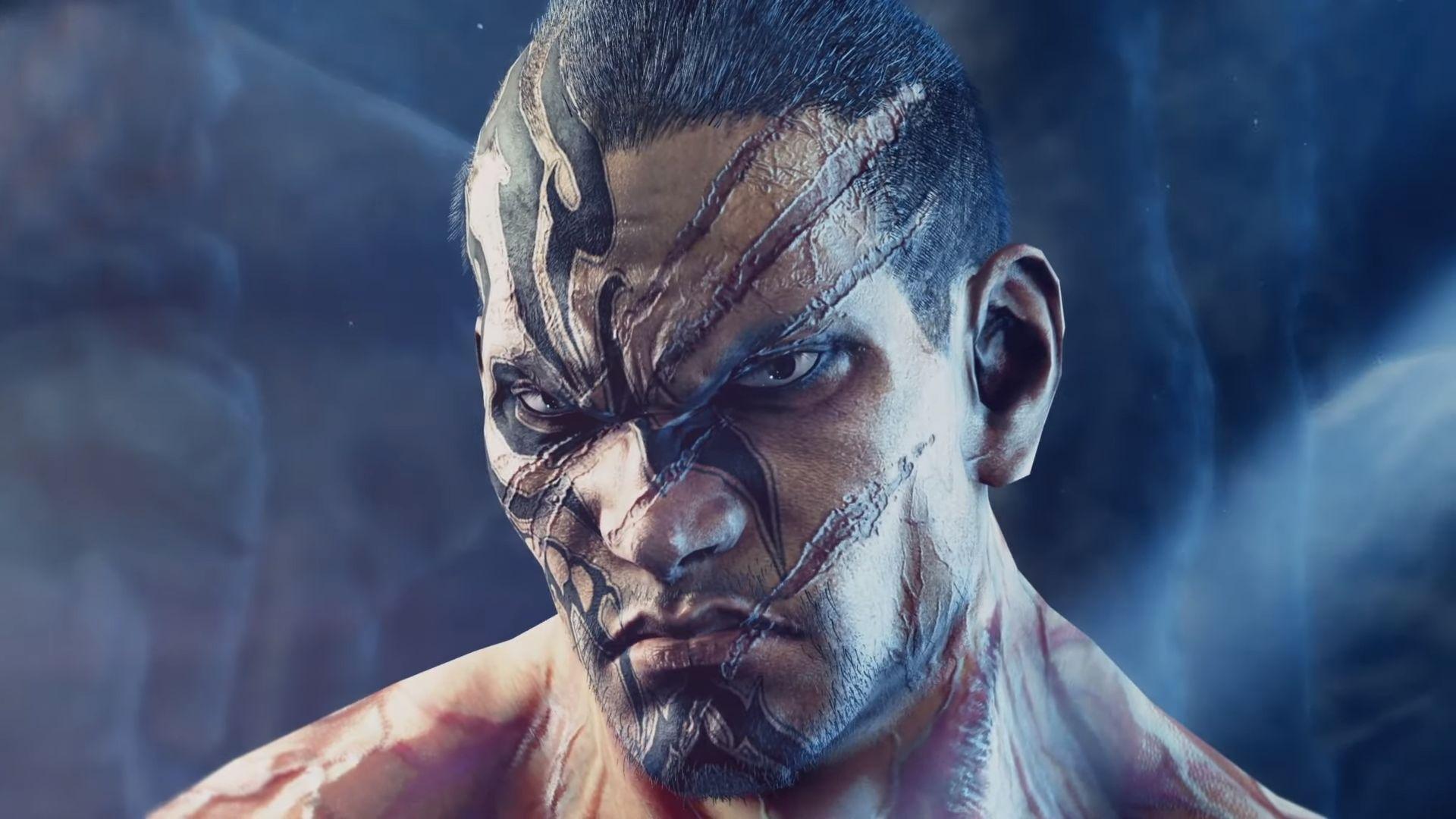 Tekken 7 Leroy Smith Ganryu Fahkumram Trailers