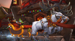 Winter Veil 2019 Comes to Azeroth