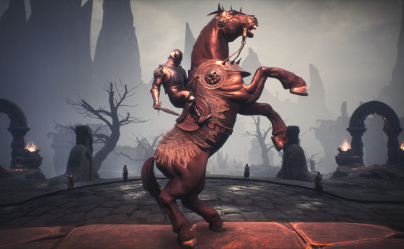 conan exiles mounts