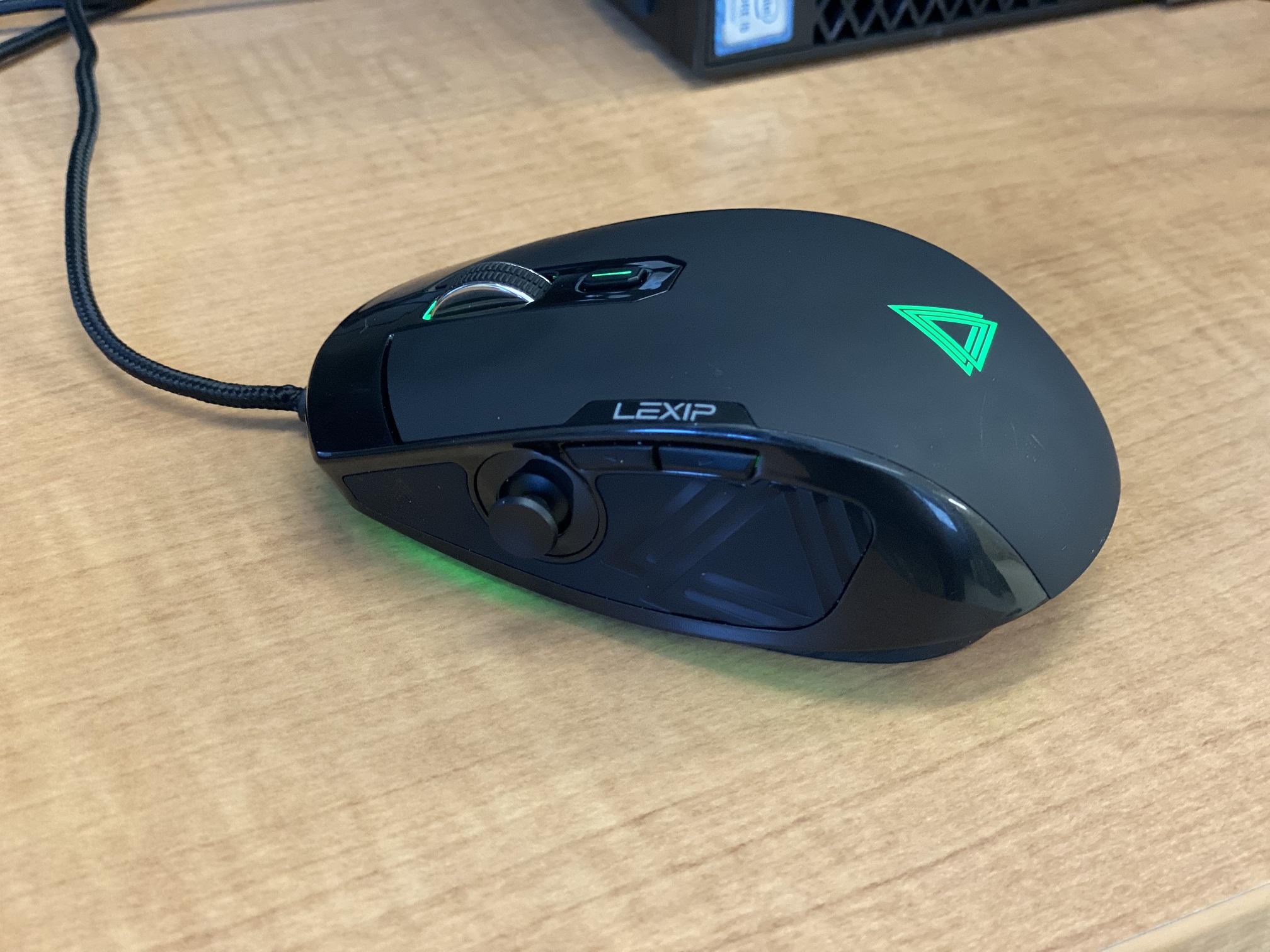 Lexip Mouse 2.5 View