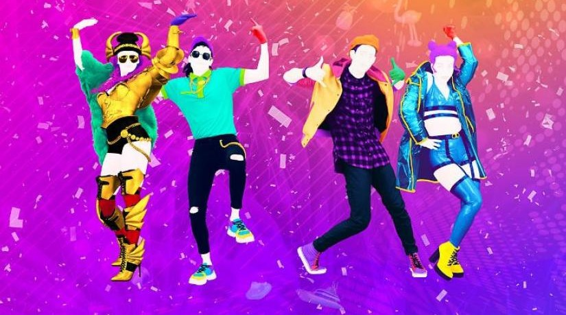just dance 2020 Games To Get Fit