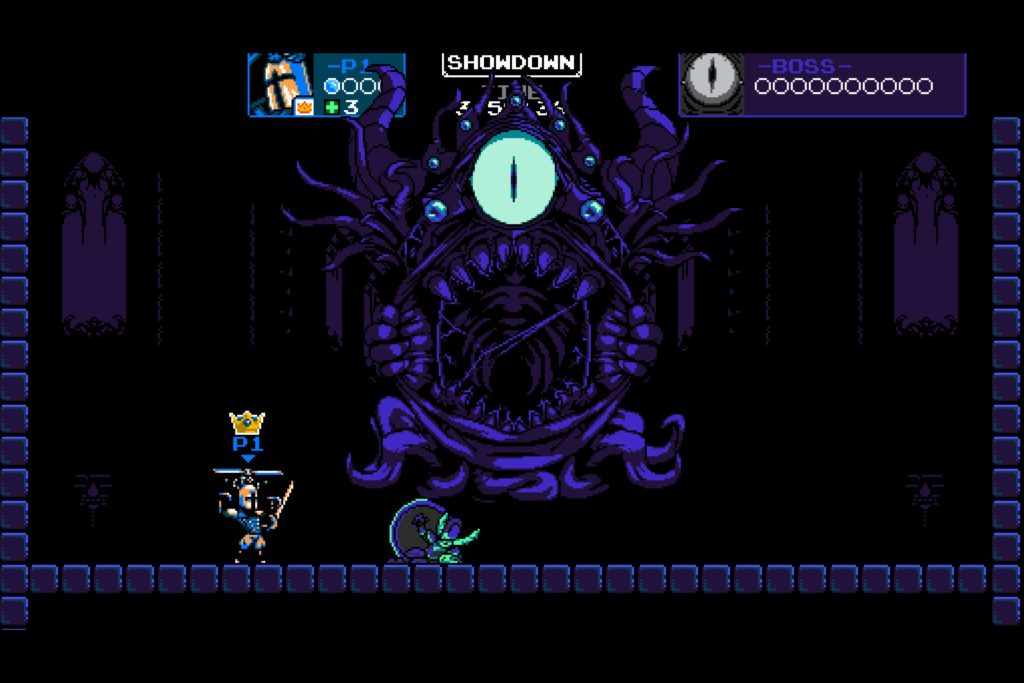Shovel Knight: Showdown Boss