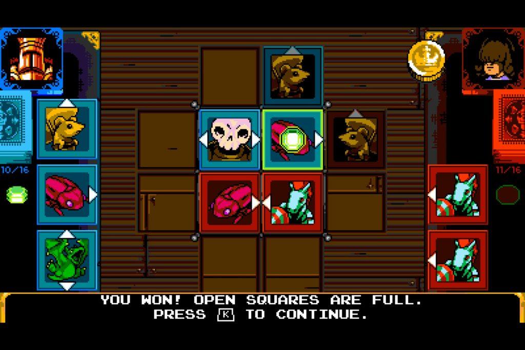 Shovel Knight: King of Cards Joustus