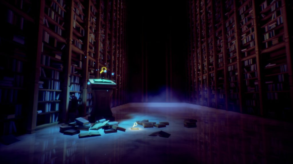 Pages within the cosmic library.
