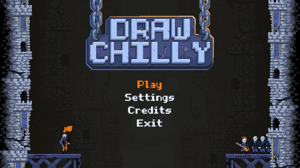 DRAW CHILLY start menu
