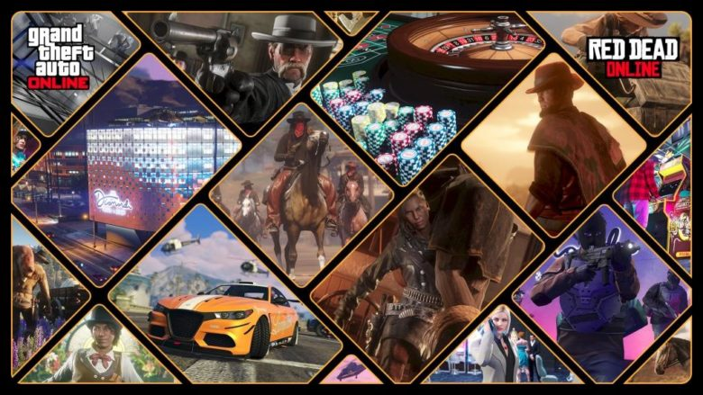 Check Out Celebratory Bonuses in GTA Online & Red Dead Online