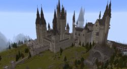 Harry Potter Minecraft