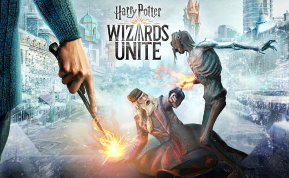 Harry Potter Wizards Unite Honors Albus Dumbledore in January