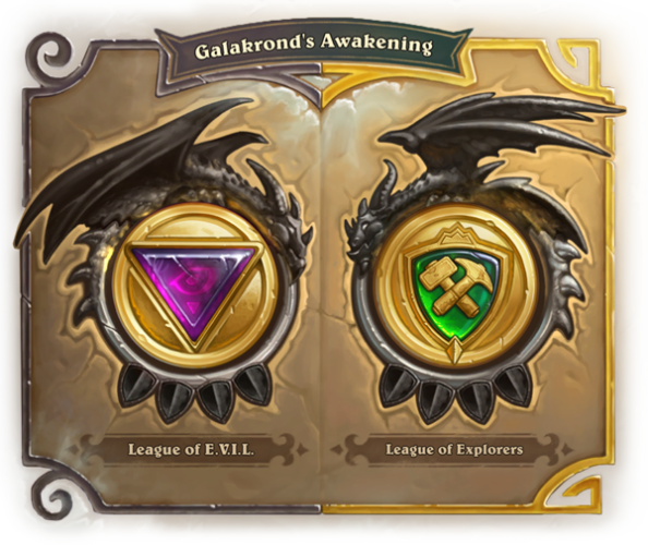Hearthstone's Solo Adventure Galakrond's Awakening is Up For Pre-Purchase