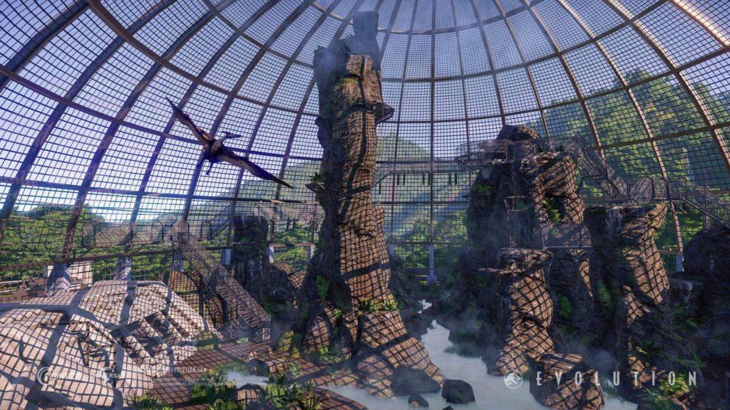 Jurassic World Evolution: Return to Jurassic Park Review 2