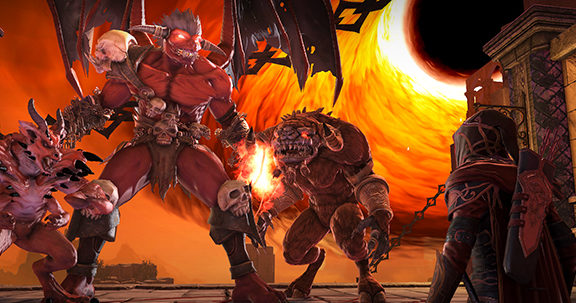 Neverwinter - Dev Blog Introduces Players to The Infernal Citadel