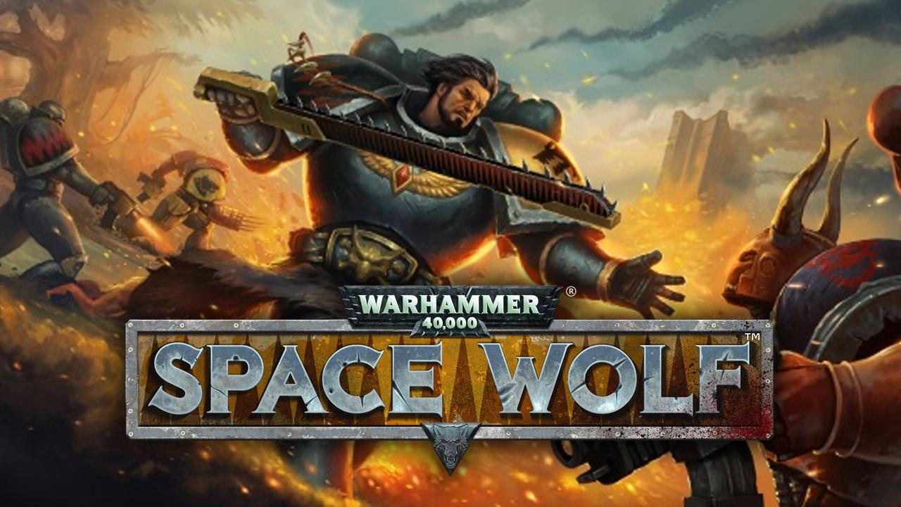 Δείτε το Warhammer 40,000: Space Wolf εν δράσει