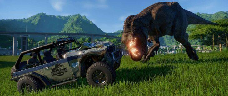 Jurassic World Evolution: Return to Jurassic Park Review