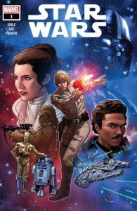 Star Wars #1 2020