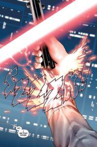 Star Wars #1 2020 Panel One