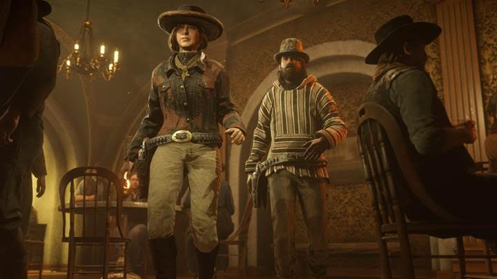 The Latest in Red Dead Online - New Clothing, Free Aim Series, Bonuses & More