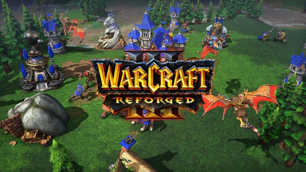 Wc3 Reforged Review Warcraft With A Fresh Coat Of Paint
