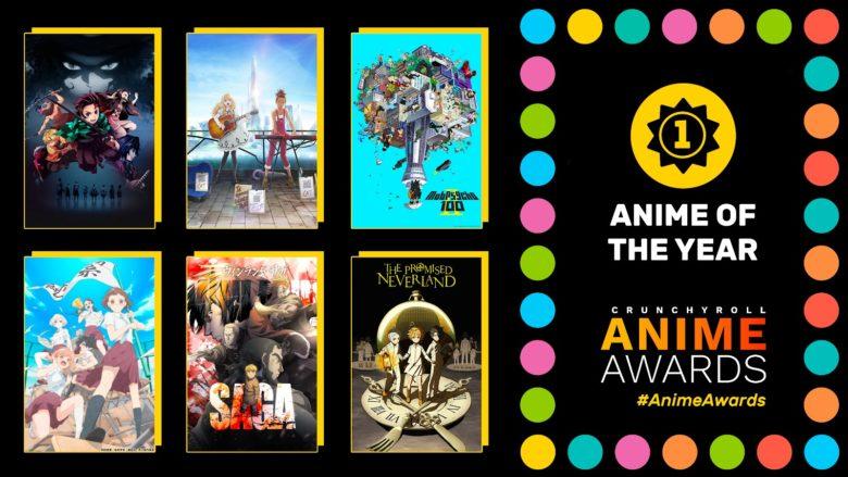 crunchyroll anime awards 2020