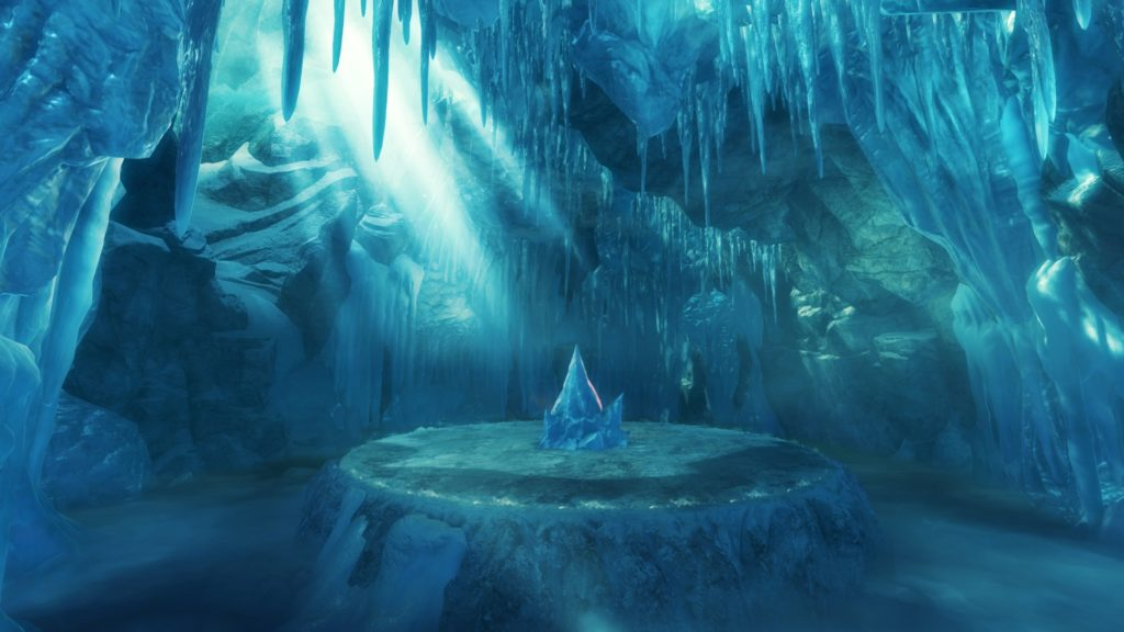 Guild Wars 2 Shadow In The Ice strike