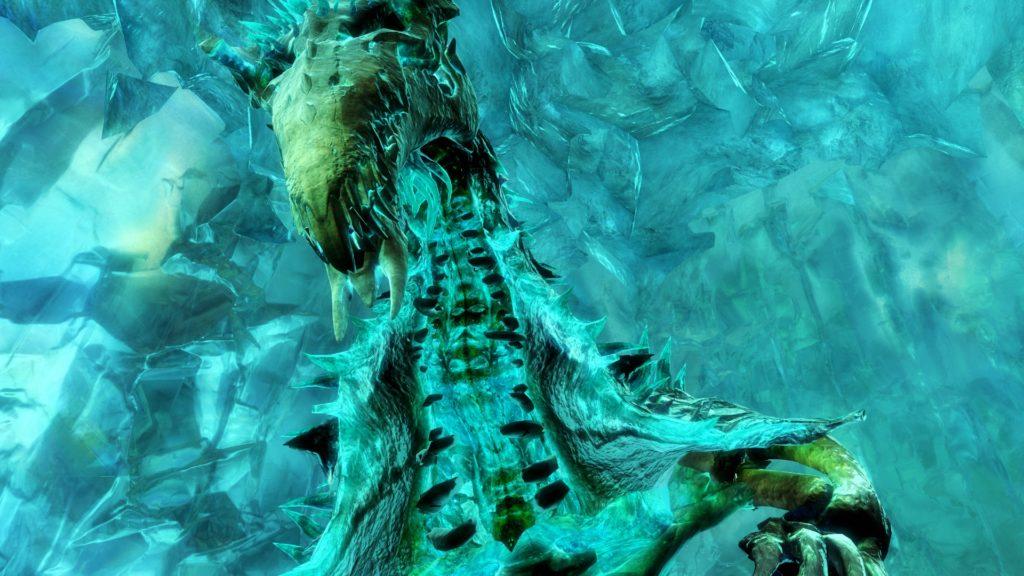 Guild Wars 2 Shadow In The Ice drakkar