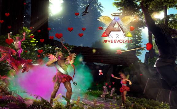 ARK: Love Evolved