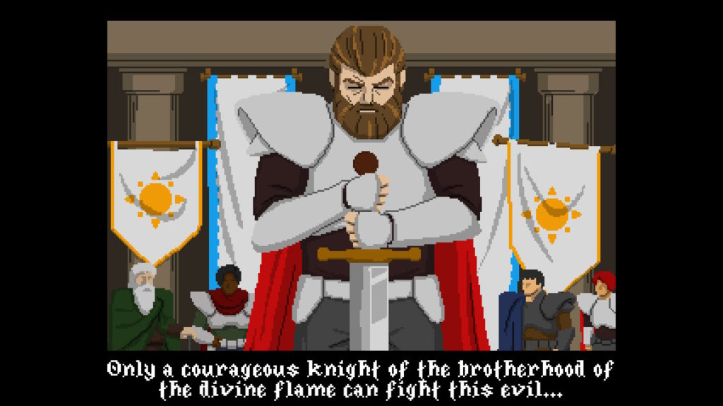 Aldred Knight Story Screen