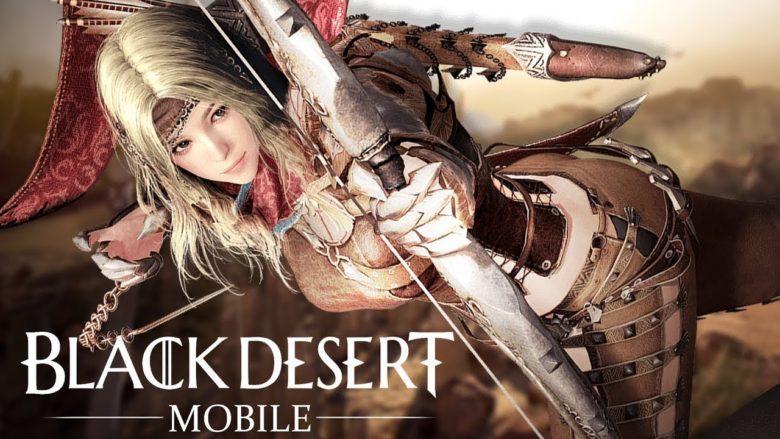 Black Desert Mobile Nouver