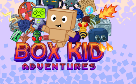 Box Kid Adventures 1