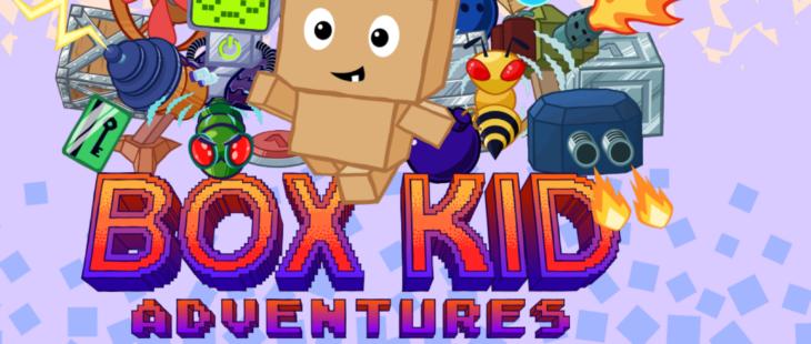 Box Kid Adventures 1