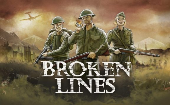 Broken Lines Review