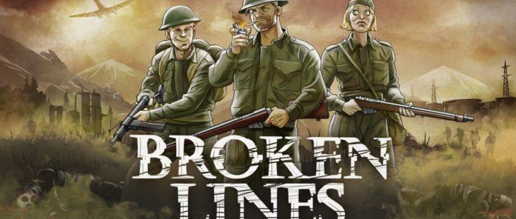 Broken Lines Review