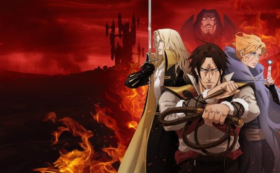 Castlevania Season 3 Comes to Netflix in March