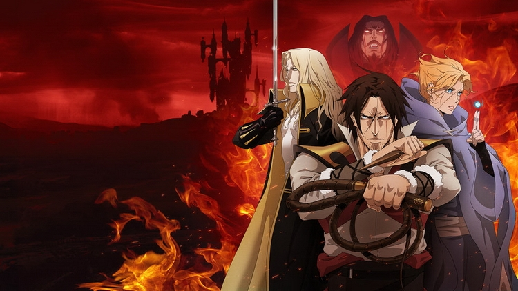 Castlevania Season 3 Comes to Netflix in March