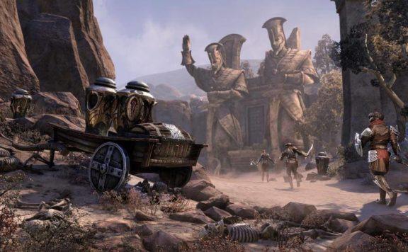 Elder Scrolls Online - Unhallowed Grave Dungeon Detailed