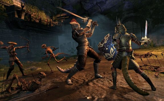Murkmire Celebration Returs to The Elder Scrolls Online