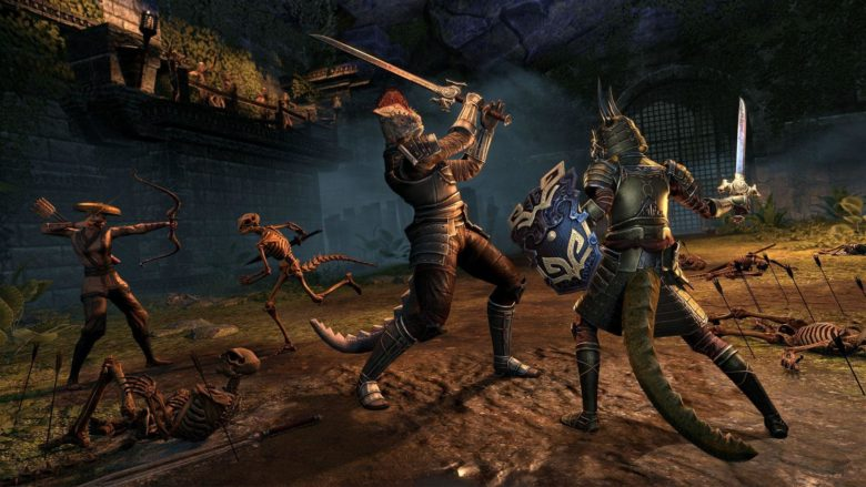 Murkmire Celebration Returs to The Elder Scrolls Online
