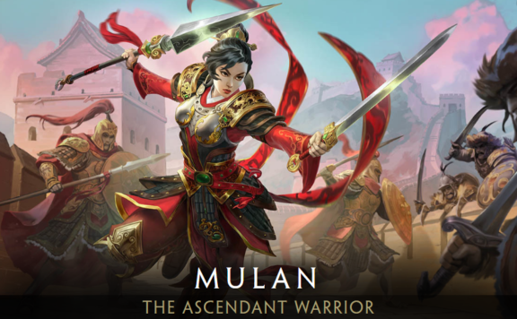 SMITE - Mulan the Ascendant Warrior Trailer