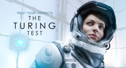 The Turing Test Banner