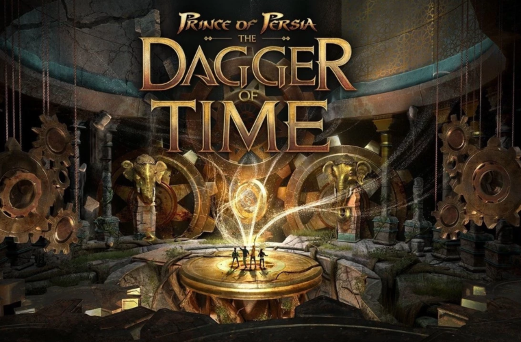 Ubisoft Returns to Prince of Persia with VR Game The Dagger of Time