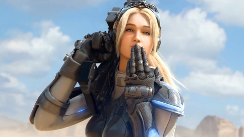 Unexpected Leak Shows What StarCraft Ghost Could Have Been