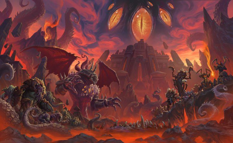 World of Warcraft - Limit & Method N'Zoth Kill Videos