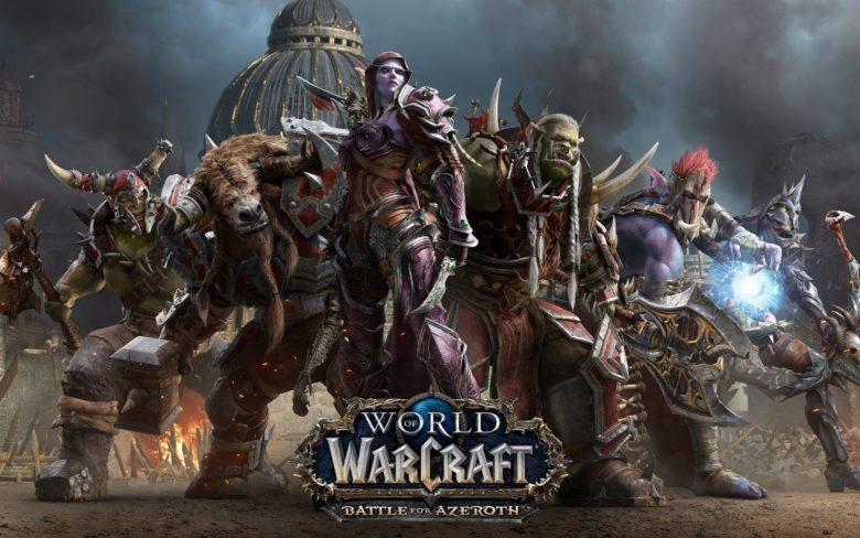 World of Warcraft News Round Up - N'zoth World First & New Books Announced