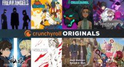 crunchyroll orignals
