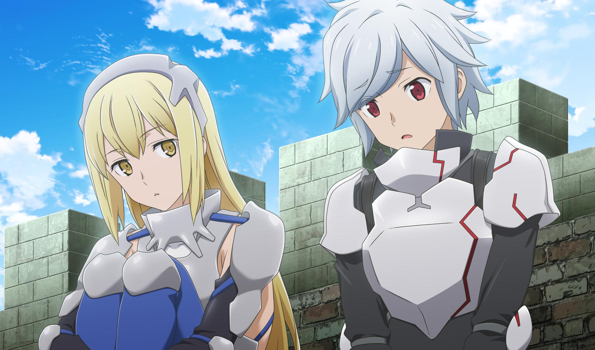 Save = Follow ~Sarito_Ryoushi ☆} | Anime, Dungeon ni deai