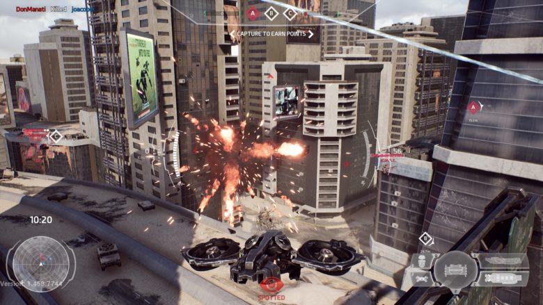 drone striek force package run update