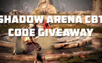Shadow Arena CBT Code giveaway