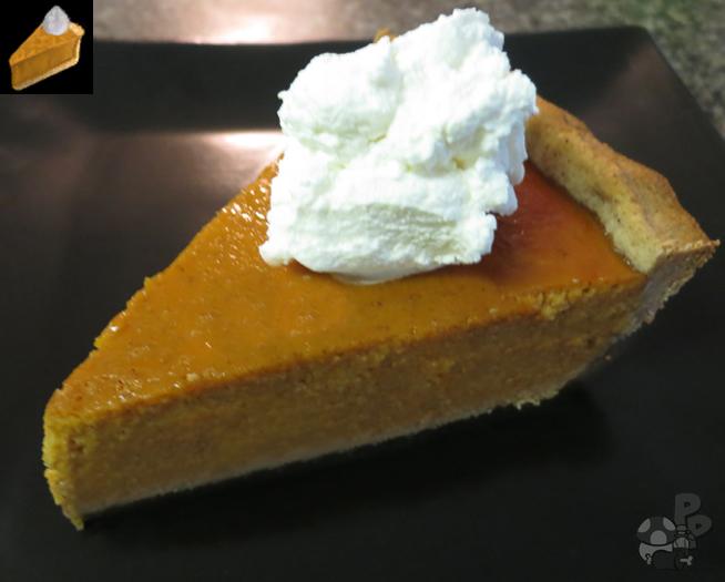 Pi Day: WoW Pumpkin Pie